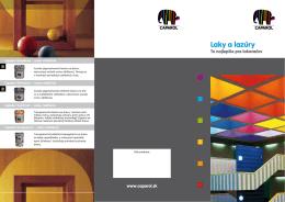 leták na laky a lazúry (pdf)