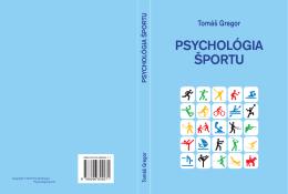 PSYCHOLÓGIA ŠPORTU
