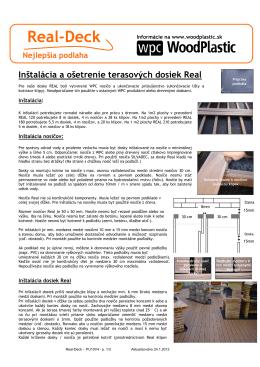 Real-Deck - twdterasy.sk