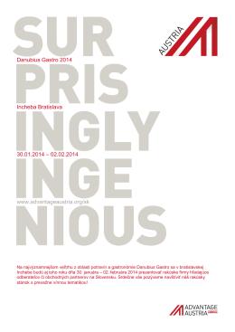 Katalóg rakúskych vystavovateľov