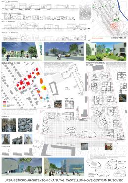 Architektonický návrh č. 22