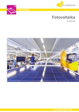 Fotovoltaika od odborníka