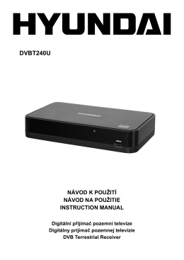 DVBT240U - Euronics