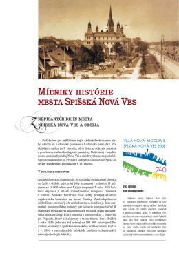 Milniky historie mesta SNV 01_12