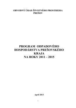 Text strategického dokumentu