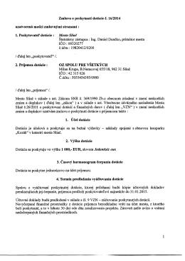 ZMLUVA O POSKYTNUT Adobe Reader / PDF