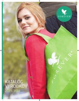 KATALÓG VÝROBKOV - Aloe