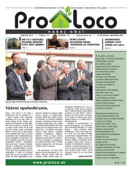 Noviny december 2011