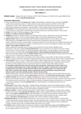 Spravodajca č. 1