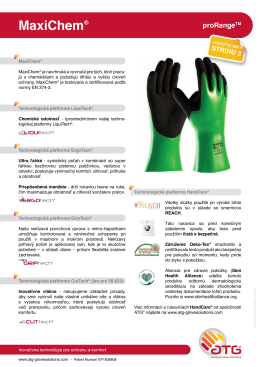 MaxiChem® - Atg-glovesolutions.com