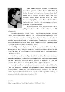Karol Pajter - osveta.mil.sk