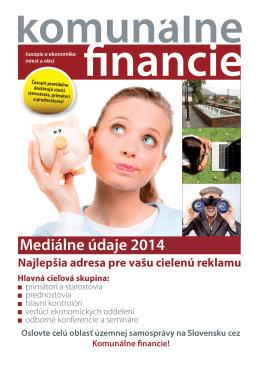 Medialne info KoFi 2014.indd - industriemagazin