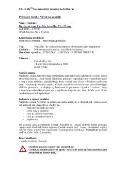 Príbalový listok na stiahnutie (PDF)