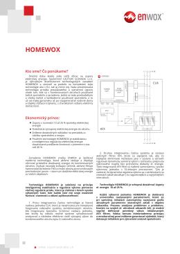 HOMEWOX