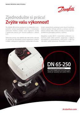 sk.danfoss.com DN 65-250