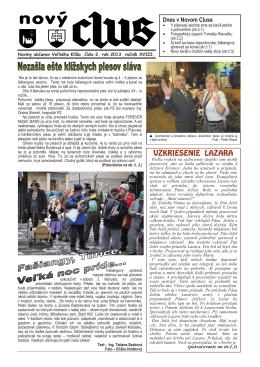 Obecné noviny č.2 - 2013