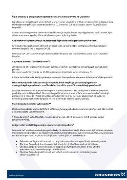 Čo je smernica o energetických spotrebičoch EuP