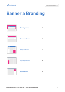Stiahni cenník a špecifikácie (.pdf)