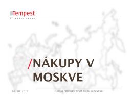 Tomáš Peťovský, ITSM Tools konzultant
