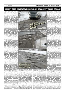 VN2013-07 - Vranovské noviny