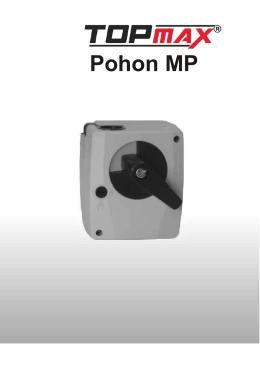 StiahnúťServopohon MP