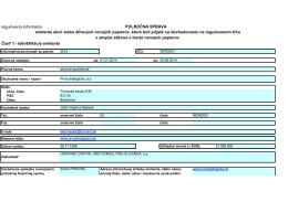 Polročná správa emitenta k 30.6.2014