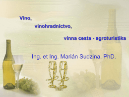 Školenie vína