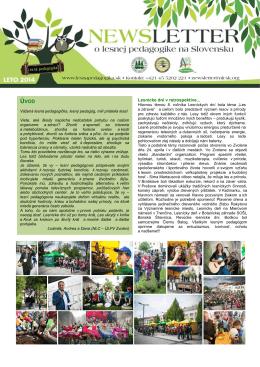 stiahnúť - Lesná pedagogika