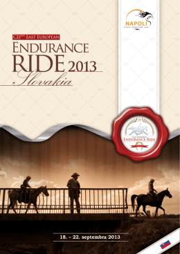 18. – 22. septembra 2013