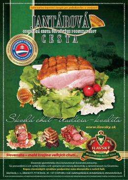 Slovenskí spotrebitelia chcú konzumovať slovenské potraviny. Sú
