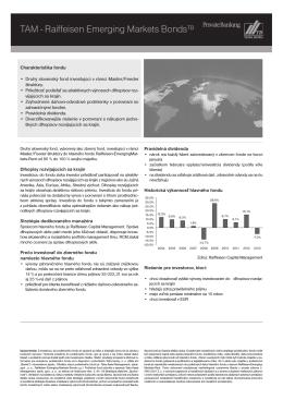 factsheet_REMB - Tatra Asset Management