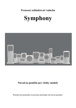 Symphony SK manual 2013 - dia