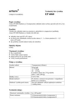 TL arturo EP 6060 0512