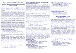 Pozvánka na kurzy 2013