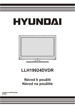 LLH19924DVDR - Obchodní