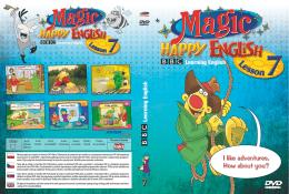 box MHE07 - Magic Happy English