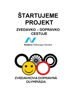 Projekt Zvedavko