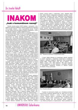 "INAKOM - ""Inak o komunálnom rozvoji"""