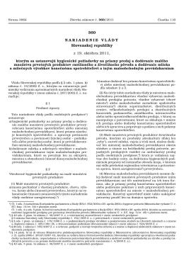 Čiastka 116/2011 (360)