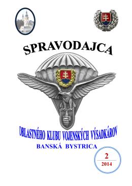 Výročná členská schôdza KVV Banská Bystrica