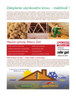 magazín o bývaní a záhrade (12/2013)