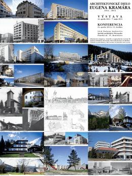 EUGENA KRAMÁRA - Spolok architektov Slovenska