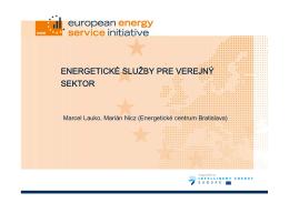 EPC prístup : základné informácie a súvislosti