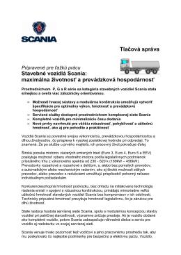 Scania TS_Bauma