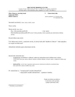 PDF verzia - Obec Gánovce