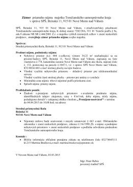 zamer-3.3.2015 DOWNLOAD - ZSPŠ Nové Mesto nad Váhom