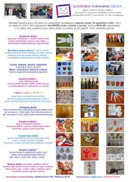 Prospekt SCHD 2013 (PDF súbor)