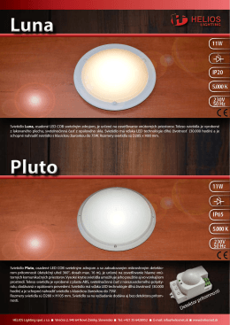 Pluto Luna - Helios Lighting