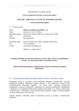 Revízie elektrickej inštalácie a bleskozvodov UTZe