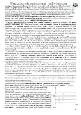 ELM Číslicové meracie prístroje